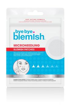 Microneedling Acne Patches
